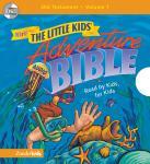 NIrV Little Kids Adventure Audio Bible Vol 1 Audiobook