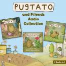 Pugtato and Friends Audio Collection: 3 Books in 1 Audiobook