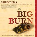 Big Burn: Teddy Roosevelt and the Fire that Saved America, Timothy  Egan
