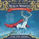 Merlin Missions Collection: Books 1-8 Audiobook