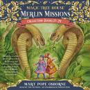 Merlin Missions Collection: Books 17-24 Audiobook