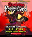Goosebumps HorrorLand #9: Welcome to Camp Slither, R. L. Stine
