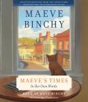 Maeve's Times: In Her Own Words Audiobook