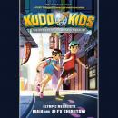 The Kudo Kids: The Mystery of the Masked Medalist Audiobook