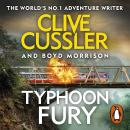 Typhoon Fury: Oregon Files #12, Boyd Morrison, Clive Cussler