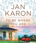 To Be Where You Are Audiobook