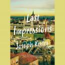 Last Impressions Audiobook