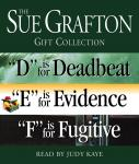 Sue Grafton DEF Gift Collection: Audiobook