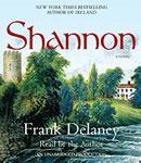 Shannon: A Novel of Ireland, Frank Delaney