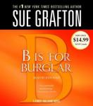 B Is for Burglar, Sue Grafton