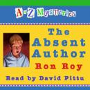 to Z Mysteries: The Absent Author, Ron Roy