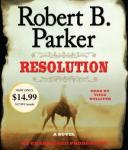 Resolution, Robert B. Parker
