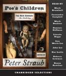 Poe's Children: The New Horror: An Anthology, Peter Straub