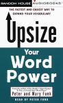 Upsize Your Word Power, Peter Funk