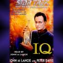 Star Trek: The Next Generation: IQ,  , John De Lancie