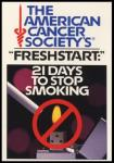 21 Days to Stop Smoking: American Cancer Society, American Cancer Society