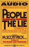 People of the Lie Vol. 1: Toward a Psychology of Evil, M. Scott Peck