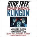 Star Trek: Conversational Klingon Audiobook