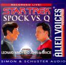Spock Vs Q Audiobook