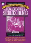 Case of the Limping Ghost and The Girl with the Gazelle: The New Adventures of Sherlock Holmes, Episode #6, Denis Green, Anthony Boucher