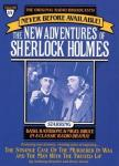 Strange Case of the Murderer in Wax and Man with the Twisted Lip: The New Adventures of Sherlock Holmes, Episode #14, Denis Green, Anthony Boucher