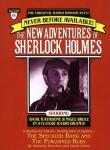 Adventure of the Speckled Band and The Purloined Ruby: The New Adventures of Sherlock Holmes, Episode #18, Denis Green, Anthony Boucher