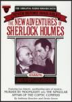 Murder By Moonlight and The Singular Affair of the Coptic Compass: The New Adventures of Sherlock Holmes, Episode #22, Denis Green, Anthony Boucher