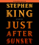 Just After Sunset: Stories, Stephen King