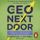 The CEO Next Door: The 4 Behaviours that Transform Ordinary People into World Class Leaders Audiobook