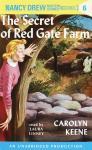 Nancy Drew #6: The Secret of Red Gate Farm Audiobook