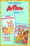 Marc Brown's Arthur: Books 1 and 2: Arthur's Mystery Envelope; Arthur and the Scare-Your-Pants-Off Club, Marc Brown