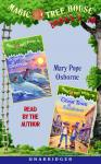 Magic Tree House: Books 9 and 10: Dolphins at Daybreak, Ghost Town at Sundown, Mary Pope Osborne