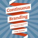 Continuous Branding: For Service-based Organisations Ambitious to Grow Audiobook