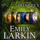 The Fey Quartet: A 4-in-1 collection of romance novellas Audiobook