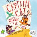 Captain Cat and the Treasure Map Audiobook
