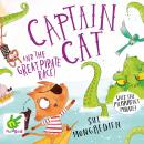 Captain Cat and the Great Pirate Race Audiobook