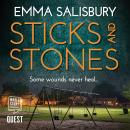 Sticks and Stones: DS Coupland Book 6 Audiobook