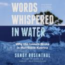 Words Whispered in Water: Why the Levees Broke in Hurricane Katrina Audiobook