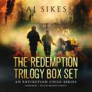 The Redemption Trilogy Box Set: Emergence, Penance, Resurgence Audiobook