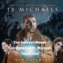 Bud Hutchins Thrillers #1-3 Audiobook