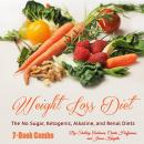 Weight Loss Diet: The No Sugar, Ketogenic, Alkaline, and Renal Diets, Crista Hoffmann, Jason Knights, Shelbey Andersen