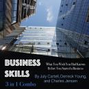 Business Skills: What You Wish You Had Known Before You Started a Business Audiobook
