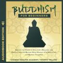 Buddhism for Beginners: Awaken the Power of Now, Live a Balanced and Peaceful Life and Become More Mindful with Meditation and Buddha Teachings, Timothy Willink