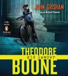 Theodore Boone: Kid Lawyer Audiobook