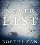 The Never List Audiobook
