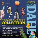 Roald Dahl Audio Collection: Includes Charlie and the Chocolate Factory, James and the Giant Peach, Fantastic Mr. Fox, The Enormous Crocodile & The Magic Finger, Roald Dahl