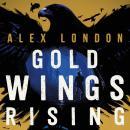 Gold Wings Rising Audiobook