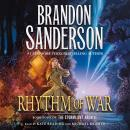 Rhythm of War: Book Four of The Stormlight Archive, Brandon Sanderson
