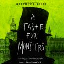 Taste for Monsters, Matthew J. Kirby