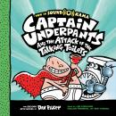 Captain Underpants #2: Captain Underpants and the Attack of the Talking Toilets Audiobook